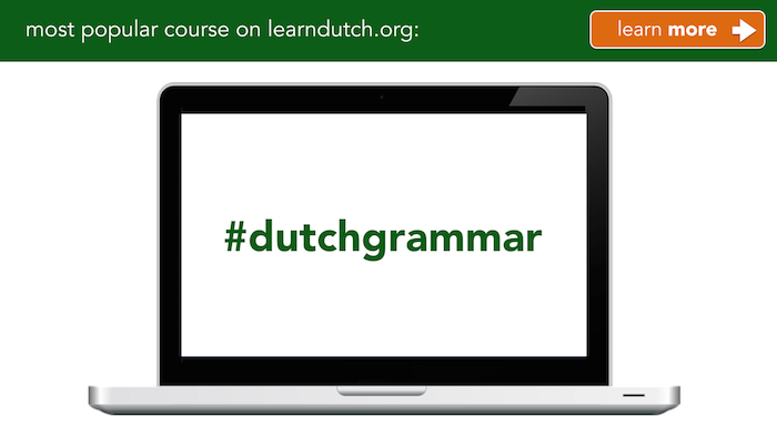 Learn Dutch Grammar online!