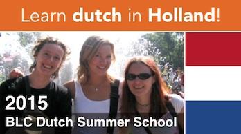 dutch summer school