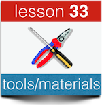 dutch words: tools and materials