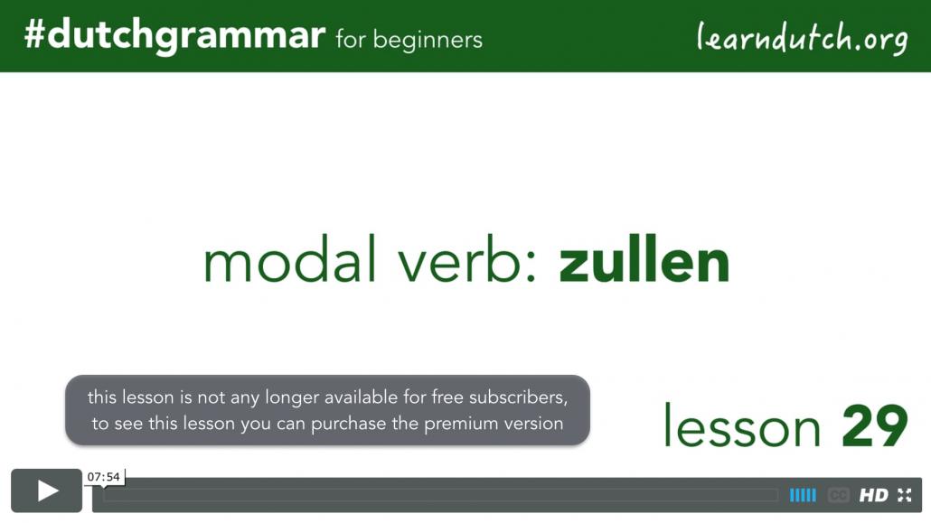 dutch grammar