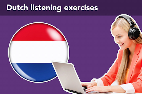Dutch listening exercises